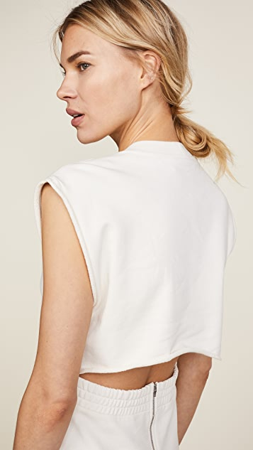 T by Alexander Wang Cinch Waist Dress