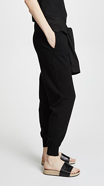 T by Alexander Wang Pull On Pants with Sleeve Ties