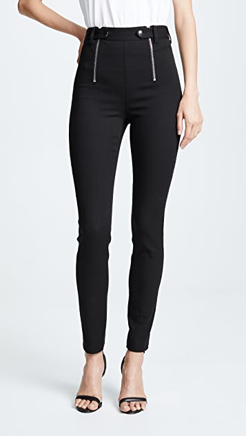 alexanderwang.t Panelled Body Con Pants