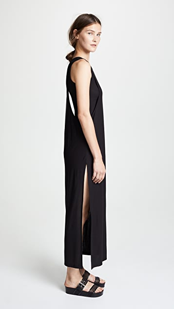 alexanderwang.t Sleeveless Maxi Dress