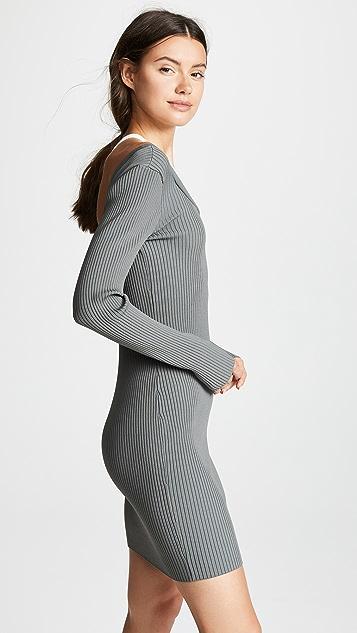 alexanderwang.t Layered Mini Dress