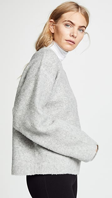 alexanderwang.t Exaggerated Pilling Pullover