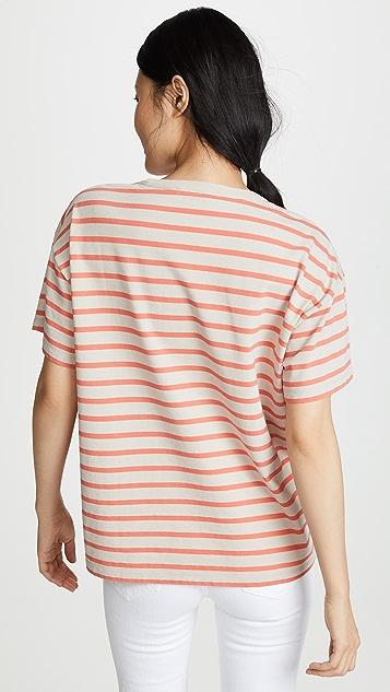 alexanderwang.t 条纹 T 恤