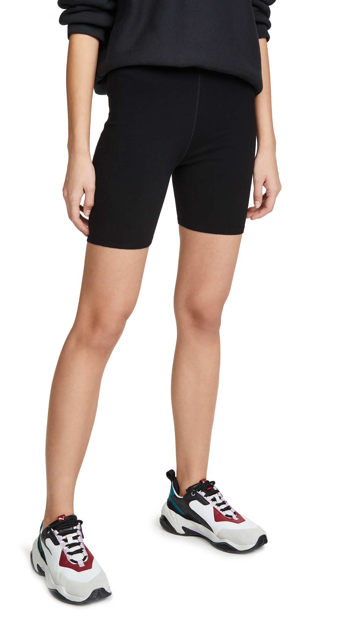 alexanderwang.t Foundation Bodycon Bike Shorts