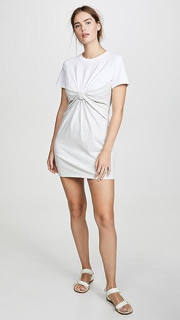 alexanderwang.t Платье High Twist с узлом