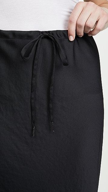 alexanderwang.t Wash & Go Skirt