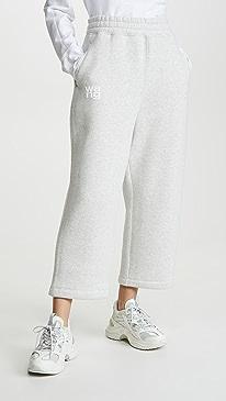Dense Fleece Sweatpants