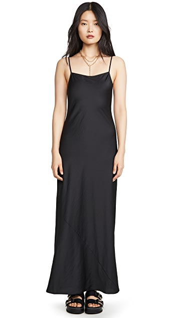 alexanderwang.t Wash & Go Maxi Dress