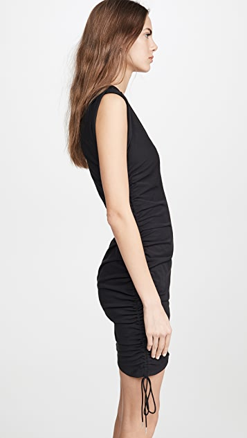 alexanderwang.t High Twist Jersey Dress