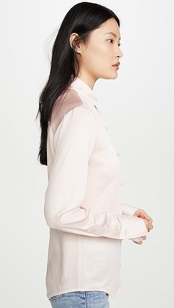 alexanderwang.t Wash & Go 长袖衬衫