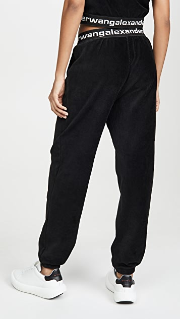 alexanderwang.t Stretch Corduroy Pants