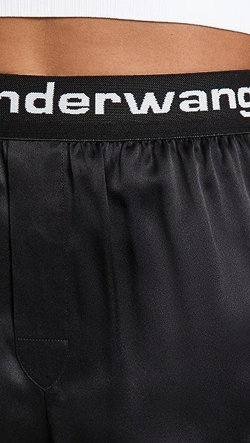 alexanderwang.t 平角短裤