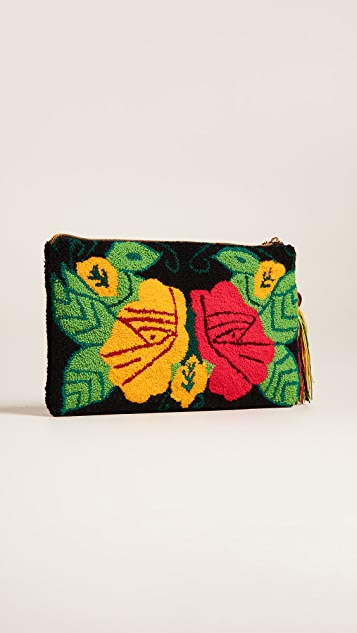 The Way U Rosa Negra Clutch