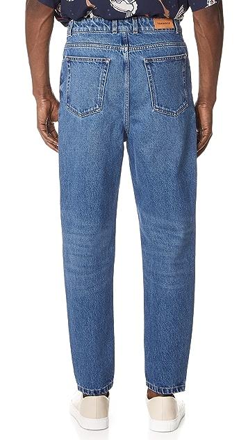 TOM WOOD Carrot Denim Jeans