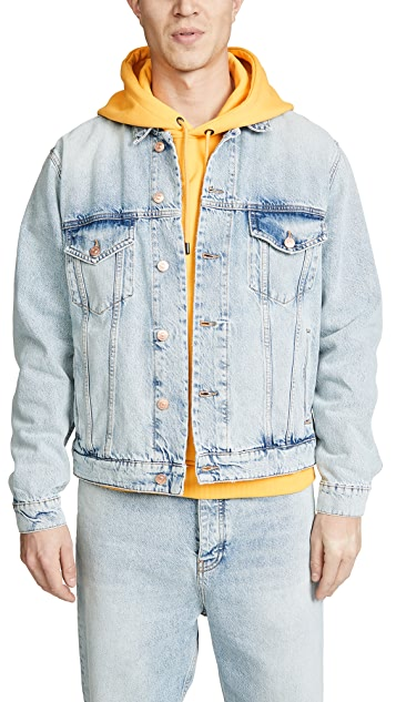 TOM WOOD Trucker Jacket