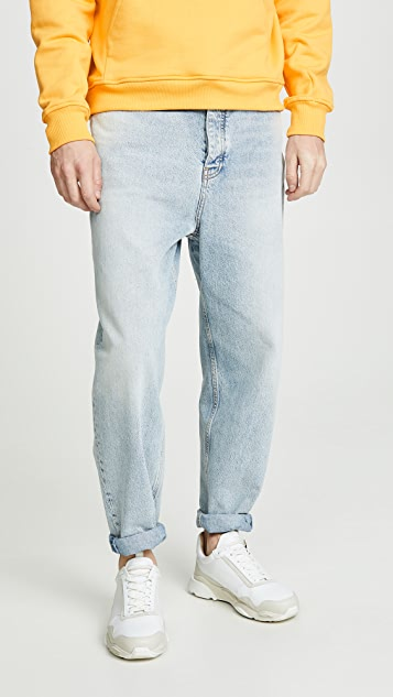 TOM WOOD Carrot Fit Denim Jeans