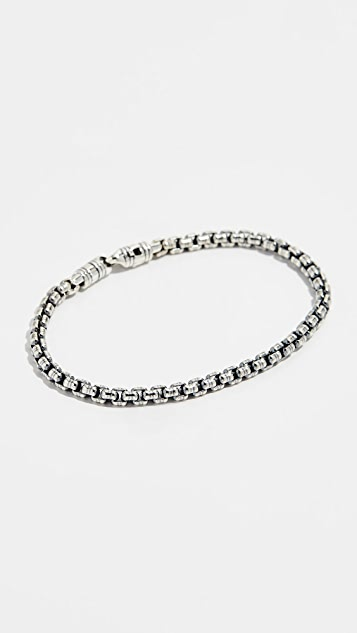 TOM WOOD Venetian Single Bracelet