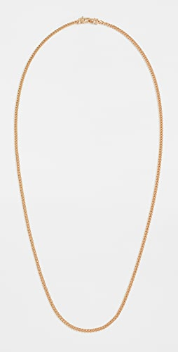 TOM WOOD - Curb Chain M Necklace
