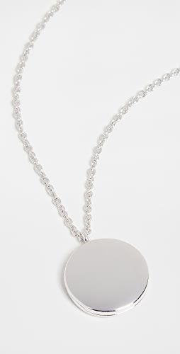 TOM WOOD - Medallion Necklace