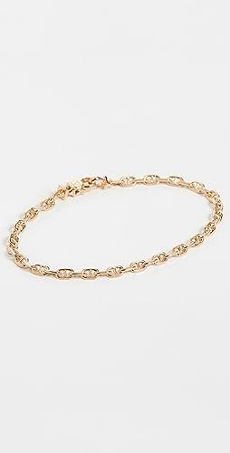 TOM WOOD - Cable Bracelet Gold