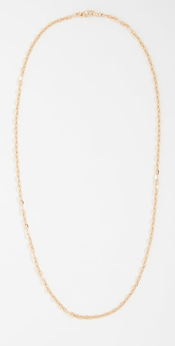 TOM WOOD Cable Chain Necklace