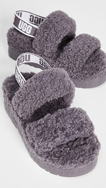 UGG Oh Fluffita Slippers