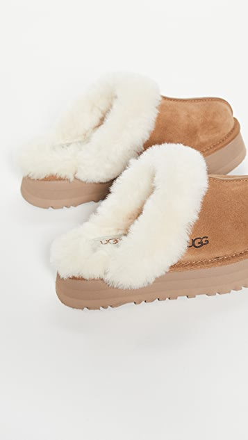 UGG Disquette Slippers