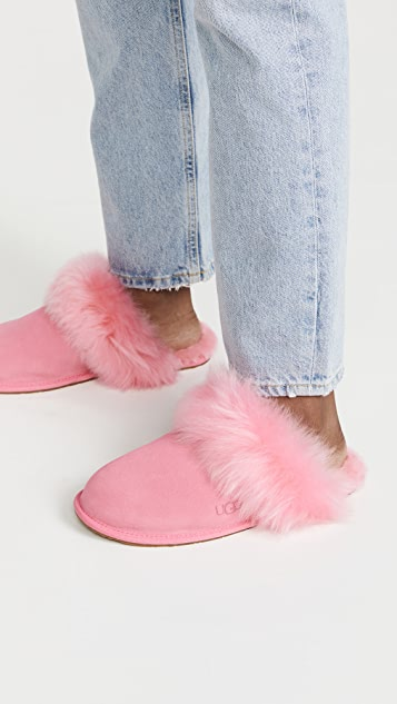 UGG W Scuff Sis Slippers