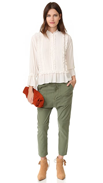 Ulla Johnson Najda Blouse