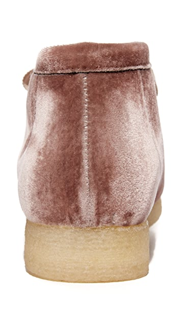 Ulla Johnson Demetra Wallabee Booties