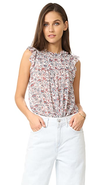 Ulla Johnson Belle Blouse