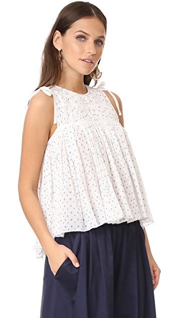 Ulla Johnson June Blouse