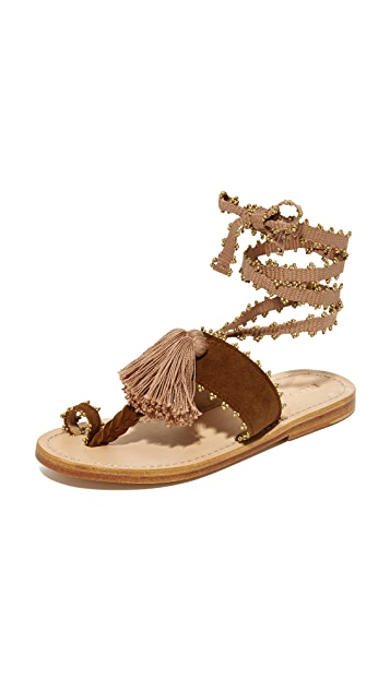 Ulla Johnson Zandra Sandals
