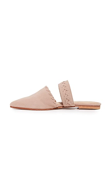 Ulla Johnson Varena Mule Slides