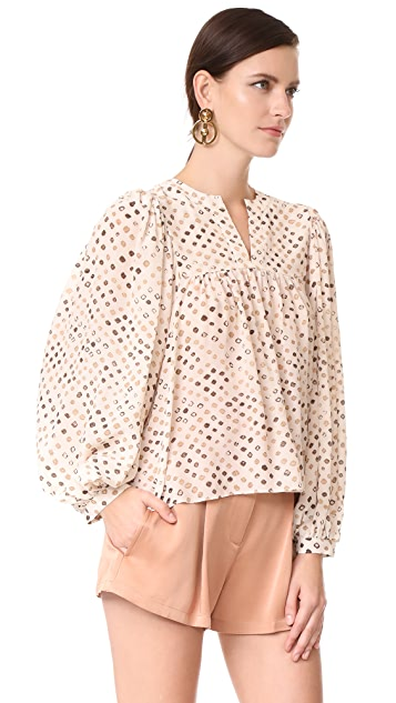 Ulla Johnson Breton Blouse