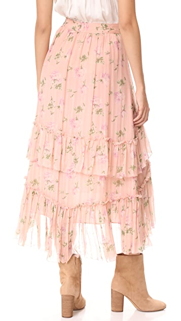 Ulla Johnson Begonia Skirt