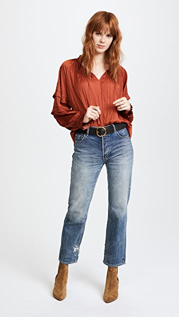 Ulla Johnson Carolina Blouse