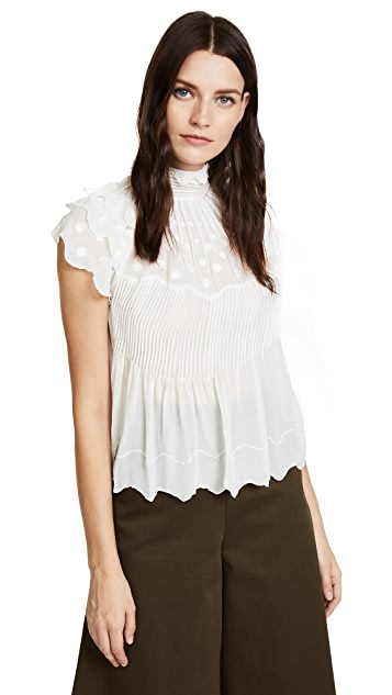 Ulla Johnson Darla Top