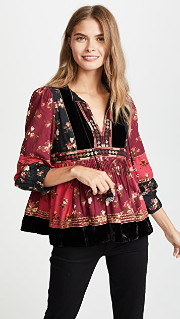 Ulla Johnson Bijana Blouse
