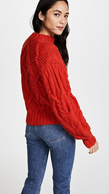 Ulla Johnson Pilar Pullover