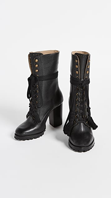 Ulla Johnson Moira Booties
