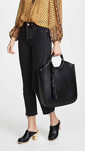 Bleecker Tote by Ulla Johnson