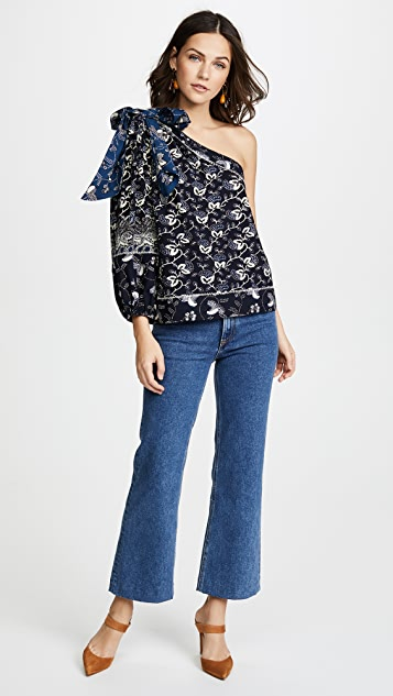 Ulla Johnson Asima Blouse