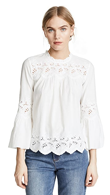 Ulla Johnson Halsey Blouse
