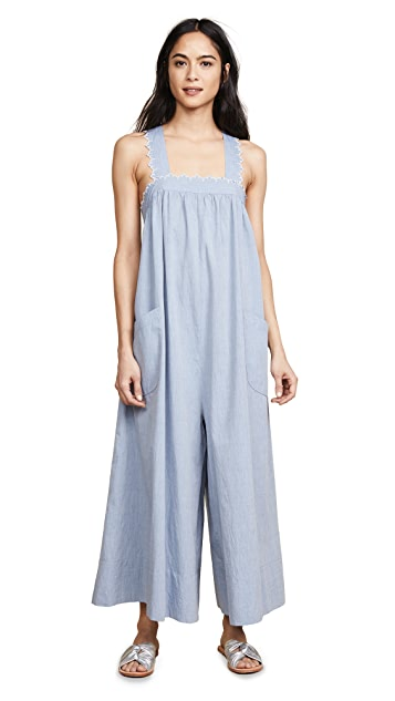 Ulla Johnson Rapaella Jumpsuit