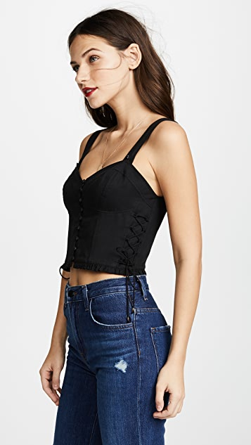 Ulla Johnson Thea Top