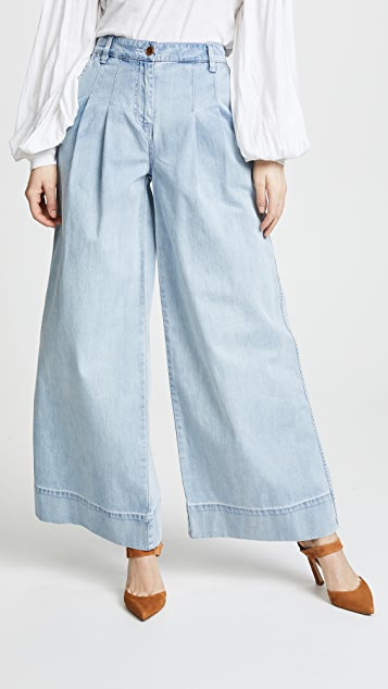 Ulla Johnson Emmit Trousers