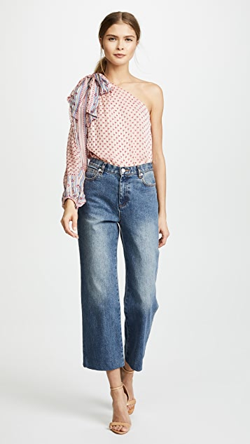 Ulla Johnson Enid Blouse
