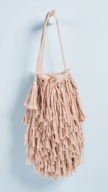 Ulla Johnson Aphria Fringe Bag