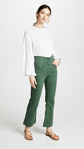 Ulla Johnson Ellis Jeans
